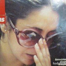 Coleccionismo de Revistas: REVISTA LECTURAS 12-10-1984-ISABEL PANTOJA ADIOS,MI AMOR,ADIOS.CLAUDIA CARDINALE. Lote 128690963