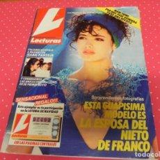 Coleccionismo de Revistas: LECTURAS : ISABEL PANTOJA , SARA MONTIEL, TERESA RABAL, JACLYN SMITH, LIZ TALOR,1984 Nº 1704. Lote 131588298