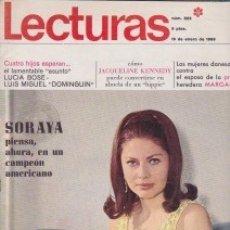 Coleccionismo de Revistas: REVISTA LECTURAS Nº 822. Lote 133548042