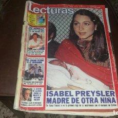 Coleccionismo de Revistas: NÚMERO 1546 AÑO 1981 SARA MONTIEL ISABEL PREYSLER CARMEN ROMERO MANOLO ESCOBAR SIDRA EL GAITERO KIKO. Lote 134266850