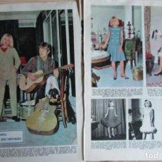 Colecionismo de Revistas: RECORTE LECTURAS Nº 717 1966 URSULA ANDRESS, FRANCE GALL . Lote 135822114