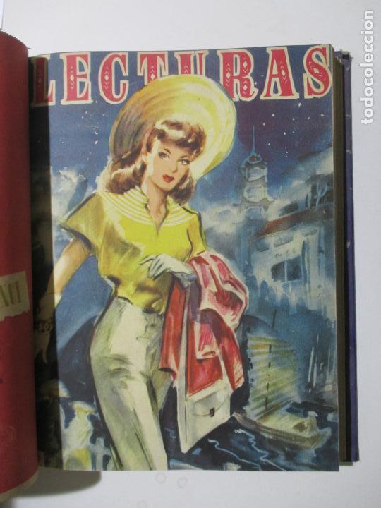 Coleccionismo de Revistas: 9 REVISTAS LECTURAS. AÑOS DE 1941 A 1953. NÚMEROS DEL 201 AL 347. VER DESCRIPCIÓN Y FOTOS. - Foto 4 - 137204126