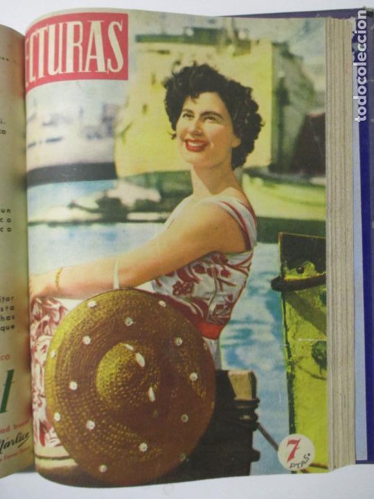 Coleccionismo de Revistas: 9 REVISTAS LECTURAS. AÑOS DE 1941 A 1953. NÚMEROS DEL 201 AL 347. VER DESCRIPCIÓN Y FOTOS. - Foto 9 - 137204126