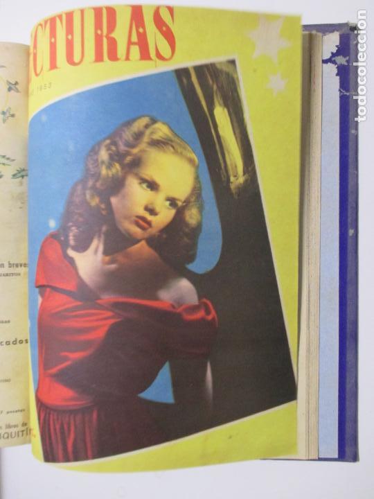 Coleccionismo de Revistas: 9 REVISTAS LECTURAS. AÑOS DE 1941 A 1953. NÚMEROS DEL 201 AL 347. VER DESCRIPCIÓN Y FOTOS. - Foto 11 - 137204126