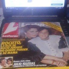 Coleccionismo de Revistas: REVISTA LECTURAS Nº 1948 - 4 DE AGOSTO 1989. Lote 137535942