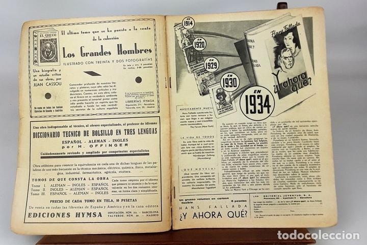 Coleccionismo de Revistas: LECTURAS. 13 EJEMPLARES. AÑOS XII, XIII Y XIV. ADM. PUBLICITAS, S. A. - Foto 9 - 139193790