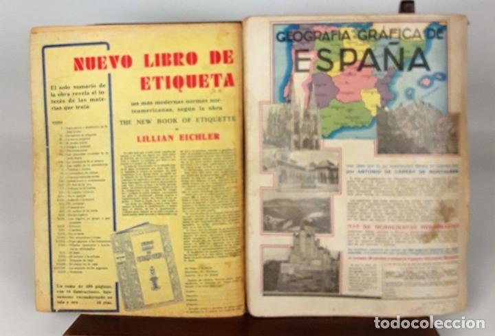 Coleccionismo de Revistas: LECTURAS. 13 EJEMPLARES. AÑOS XII, XIII Y XIV. ADM. PUBLICITAS, S. A. - Foto 12 - 139193790