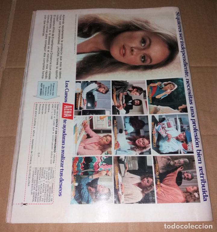Coleccionismo de Revistas: Revista del corazón. Lecturas boda Bárbara Rey y Ángel Cristo, nº1449 25/01/1980 - Foto 5 - 140618178