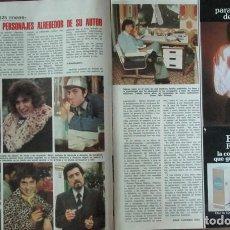 Coleccionismo de Revistas: RECORTE REVISTA LECTURAS Nº 1298 1977 ANDRES PAJARES. Lote 143578078