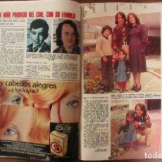 Coleccionismo de Revistas: RECORTE REVISTA LECTURAS 1256 1976 MAXIMO VALVERDE, AMPARO MUÑOZ. JOSELITO. Lote 143615486