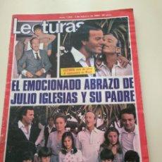 Coleccionismo de Revistas: REVISTA LECTURA. Lote 145698752