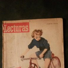Magazine Collection - REVISTA LECTURAS -JUNIO 1949 - 146968202