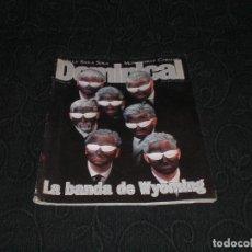Coleccionismo de Revistas: REVISTA MAGAZINE DOMINICAL 1 JUNIO 1997 - 97 - CAIGA QUIEN CAIGA - LA BANDA DE WYOMING . Lote 147636222