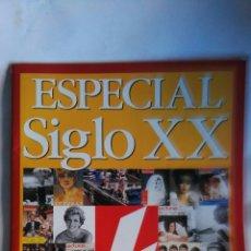 Coleccionismo de Revistas: ESPECIAL SIGLO XX REVISTA LECTURAS. Lote 148501365