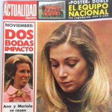 Coleccionismo de Revistas: REVISTAS DE LECTURA ,ACTUALIDAD Y AMA. Lote 148688068