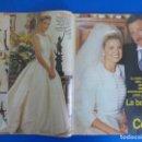 Coleccionismo de Revistas: RECORTE REPORTAJE CLIPPING DE BODA EVA COBO ALVARO AKERMAN REVISTA LECTURAS Nº 2309 PÁG 46-51. Lote 148840070