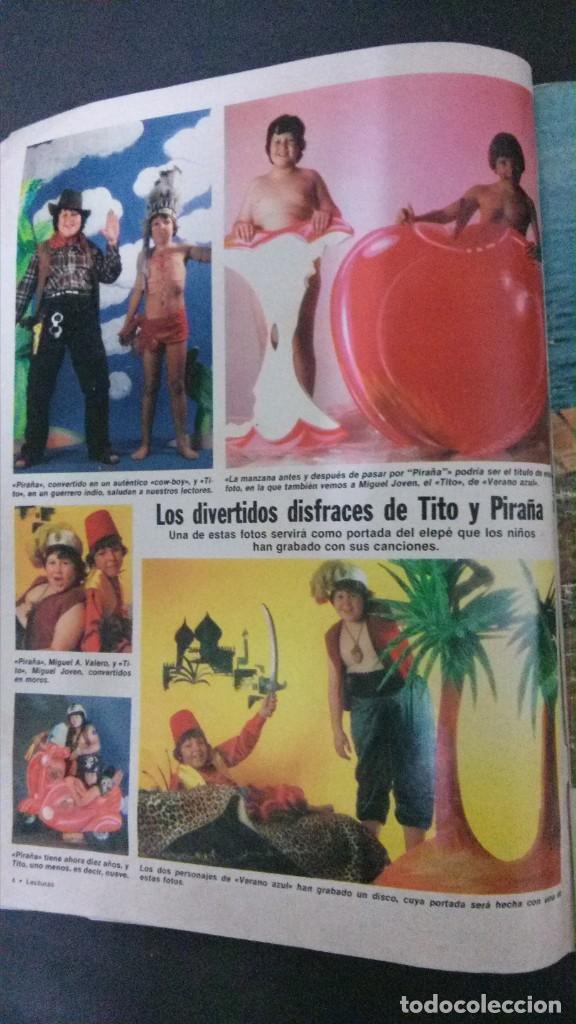 Magazine Collection : GRACE KELLY-CAROLINA DE MONACO-MIGUEL BOSE-ALASKA-MECANO-UN DOS TRES-ANGELES DE CHARLIE-MALAGA-ALBO - Foto 2 - 151891774