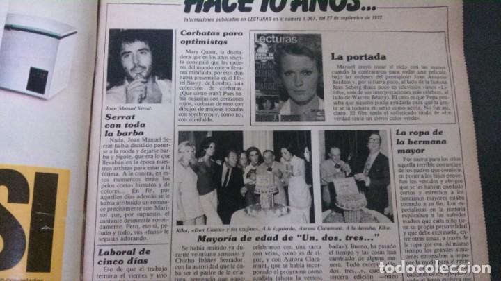 Magazine Collection : GRACE KELLY-CAROLINA DE MONACO-MIGUEL BOSE-ALASKA-MECANO-UN DOS TRES-ANGELES DE CHARLIE-MALAGA-ALBO - Foto 4 - 151891774
