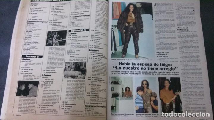 Magazine Collection : GRACE KELLY-CAROLINA DE MONACO-MIGUEL BOSE-ALASKA-MECANO-UN DOS TRES-ANGELES DE CHARLIE-MALAGA-ALBO - Foto 6 - 151891774