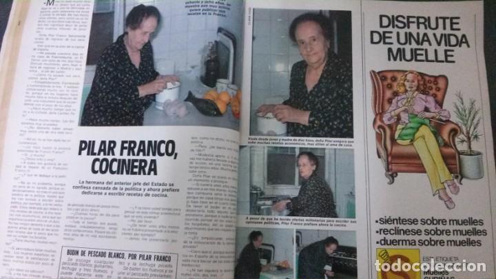 Magazine Collection : GRACE KELLY-CAROLINA DE MONACO-MIGUEL BOSE-ALASKA-MECANO-UN DOS TRES-ANGELES DE CHARLIE-MALAGA-ALBO - Foto 7 - 151891774