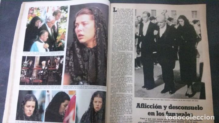 Magazine Collection : GRACE KELLY-CAROLINA DE MONACO-MIGUEL BOSE-ALASKA-MECANO-UN DOS TRES-ANGELES DE CHARLIE-MALAGA-ALBO - Foto 12 - 151891774