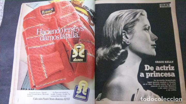 Magazine Collection : GRACE KELLY-CAROLINA DE MONACO-MIGUEL BOSE-ALASKA-MECANO-UN DOS TRES-ANGELES DE CHARLIE-MALAGA-ALBO - Foto 13 - 151891774