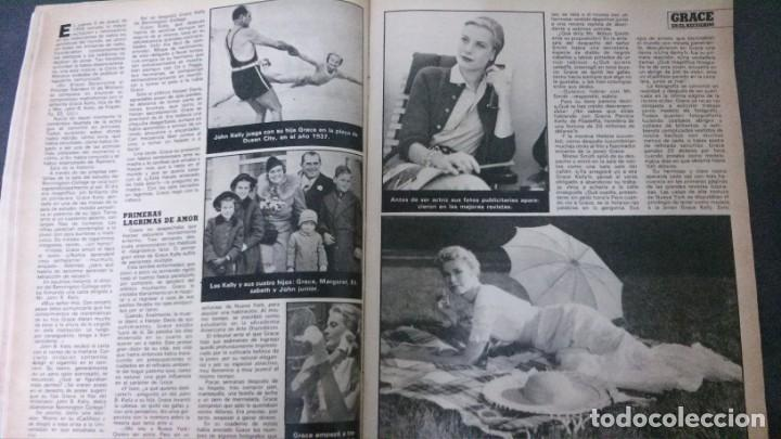 Magazine Collection : GRACE KELLY-CAROLINA DE MONACO-MIGUEL BOSE-ALASKA-MECANO-UN DOS TRES-ANGELES DE CHARLIE-MALAGA-ALBO - Foto 14 - 151891774