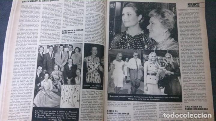 Magazine Collection : GRACE KELLY-CAROLINA DE MONACO-MIGUEL BOSE-ALASKA-MECANO-UN DOS TRES-ANGELES DE CHARLIE-MALAGA-ALBO - Foto 15 - 151891774