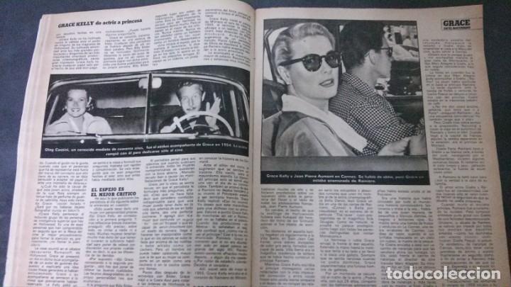 Magazine Collection : GRACE KELLY-CAROLINA DE MONACO-MIGUEL BOSE-ALASKA-MECANO-UN DOS TRES-ANGELES DE CHARLIE-MALAGA-ALBO - Foto 16 - 151891774