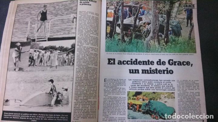 Magazine Collection : GRACE KELLY-CAROLINA DE MONACO-MIGUEL BOSE-ALASKA-MECANO-UN DOS TRES-ANGELES DE CHARLIE-MALAGA-ALBO - Foto 17 - 151891774