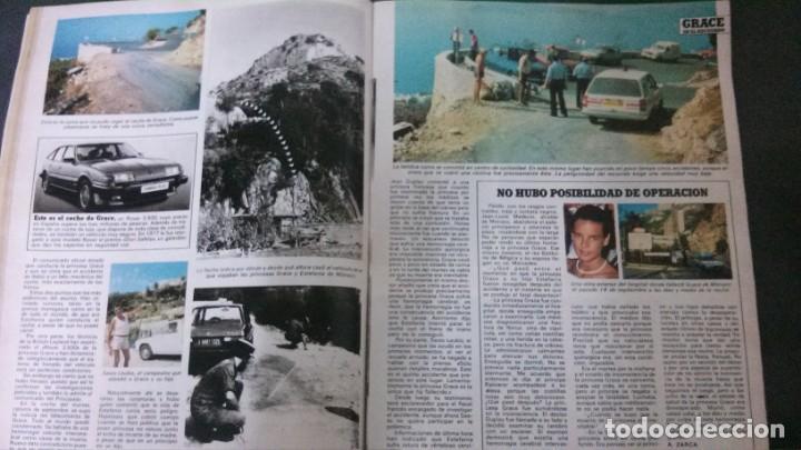 Magazine Collection : GRACE KELLY-CAROLINA DE MONACO-MIGUEL BOSE-ALASKA-MECANO-UN DOS TRES-ANGELES DE CHARLIE-MALAGA-ALBO - Foto 18 - 151891774