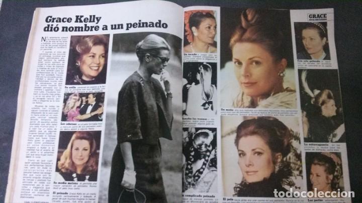 Magazine Collection : GRACE KELLY-CAROLINA DE MONACO-MIGUEL BOSE-ALASKA-MECANO-UN DOS TRES-ANGELES DE CHARLIE-MALAGA-ALBO - Foto 20 - 151891774
