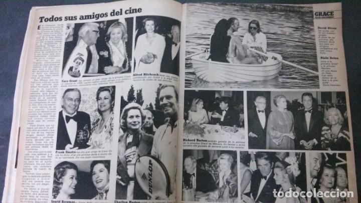 Magazine Collection : GRACE KELLY-CAROLINA DE MONACO-MIGUEL BOSE-ALASKA-MECANO-UN DOS TRES-ANGELES DE CHARLIE-MALAGA-ALBO - Foto 21 - 151891774