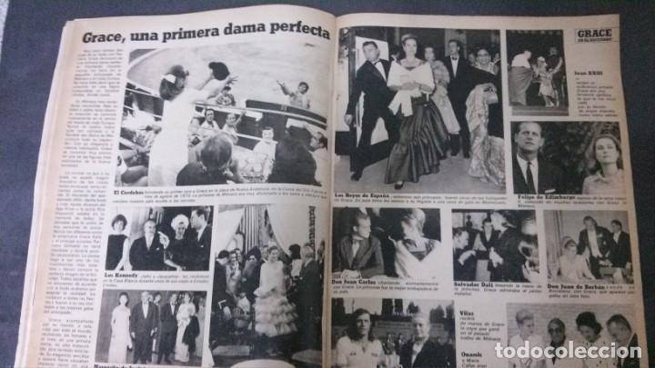 Magazine Collection : GRACE KELLY-CAROLINA DE MONACO-MIGUEL BOSE-ALASKA-MECANO-UN DOS TRES-ANGELES DE CHARLIE-MALAGA-ALBO - Foto 22 - 151891774