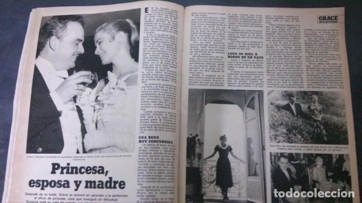 Magazine Collection : GRACE KELLY-CAROLINA DE MONACO-MIGUEL BOSE-ALASKA-MECANO-UN DOS TRES-ANGELES DE CHARLIE-MALAGA-ALBO - Foto 23 - 151891774