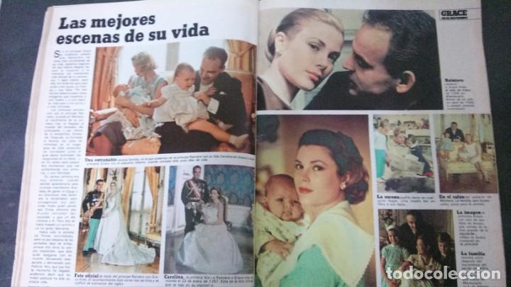 Magazine Collection : GRACE KELLY-CAROLINA DE MONACO-MIGUEL BOSE-ALASKA-MECANO-UN DOS TRES-ANGELES DE CHARLIE-MALAGA-ALBO - Foto 24 - 151891774