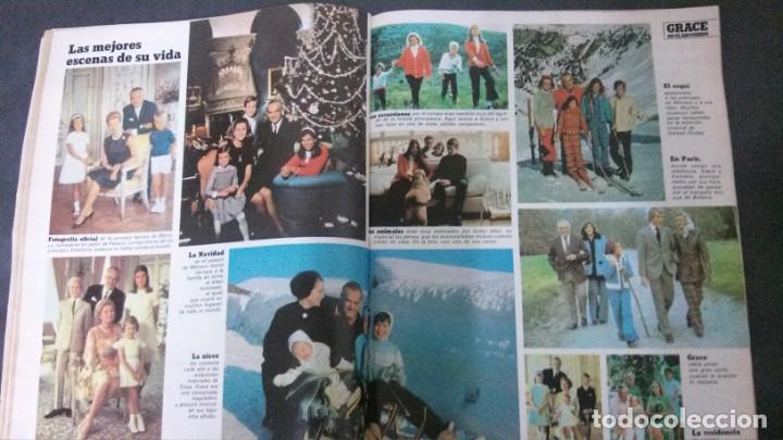 Magazine Collection : GRACE KELLY-CAROLINA DE MONACO-MIGUEL BOSE-ALASKA-MECANO-UN DOS TRES-ANGELES DE CHARLIE-MALAGA-ALBO - Foto 25 - 151891774