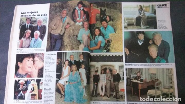 Magazine Collection : GRACE KELLY-CAROLINA DE MONACO-MIGUEL BOSE-ALASKA-MECANO-UN DOS TRES-ANGELES DE CHARLIE-MALAGA-ALBO - Foto 26 - 151891774