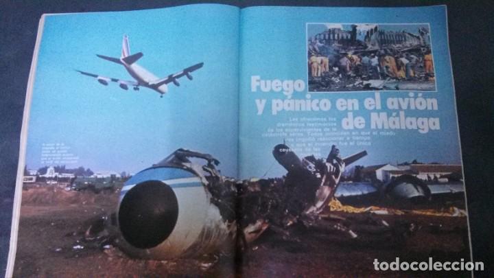 Magazine Collection : GRACE KELLY-CAROLINA DE MONACO-MIGUEL BOSE-ALASKA-MECANO-UN DOS TRES-ANGELES DE CHARLIE-MALAGA-ALBO - Foto 27 - 151891774