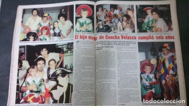 Magazine Collection : GRACE KELLY-CAROLINA DE MONACO-MIGUEL BOSE-ALASKA-MECANO-UN DOS TRES-ANGELES DE CHARLIE-MALAGA-ALBO - Foto 32 - 151891774