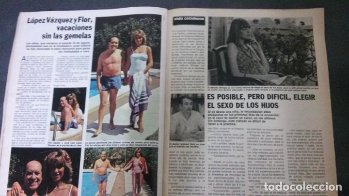 Magazine Collection : GRACE KELLY-CAROLINA DE MONACO-MIGUEL BOSE-ALASKA-MECANO-UN DOS TRES-ANGELES DE CHARLIE-MALAGA-ALBO - Foto 33 - 151891774