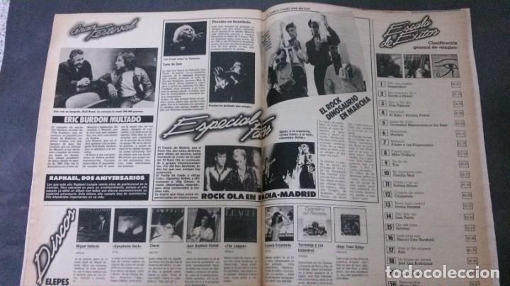 Magazine Collection : GRACE KELLY-CAROLINA DE MONACO-MIGUEL BOSE-ALASKA-MECANO-UN DOS TRES-ANGELES DE CHARLIE-MALAGA-ALBO - Foto 34 - 151891774