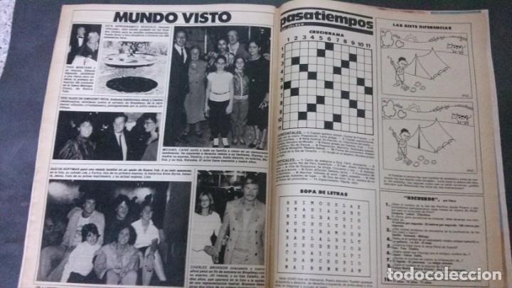 Magazine Collection : GRACE KELLY-CAROLINA DE MONACO-MIGUEL BOSE-ALASKA-MECANO-UN DOS TRES-ANGELES DE CHARLIE-MALAGA-ALBO - Foto 36 - 151891774