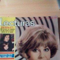 Coleccionismo de Revistas: LECTURAS 1142. 1974. Lote 152350082