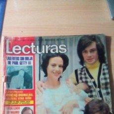 Coleccionismo de Revistas: LECTURAS 1131. 1973. Lote 152350122