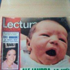 Coleccionismo de Revistas: LECTURAS 1169. 1974. Lote 152350170