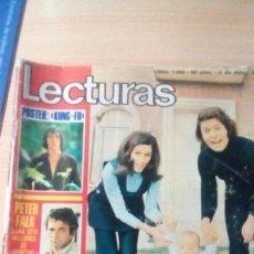 Coleccionismo de Revistas: LECTURAS 1150. 1974. Lote 152350210