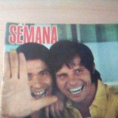 Coleccionismo de Revistas: SEMANA 1741. 1973. Lote 152350346