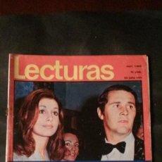 Coleccionismo de Revistas: CARMEN MARTINEZ BORDIU-JEAN LOUIS TRINTIGNANT-CHARLTON HESTON-LA PANDILLA-LONE STAR-CARMEN SEVILLA. Lote 152353034