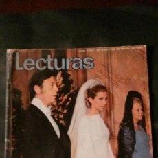 Coleccionismo de Revistas: PALOMA SAN BASILIO-SERRAT-JOSELITO-MISS MUNDO-MOCEDADES-ALEXANDRA BASTEDO. Lote 152353094